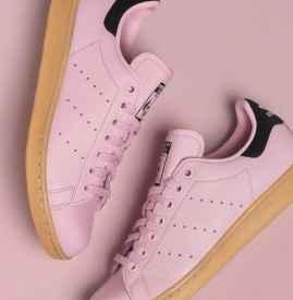 "adidas Stan Smith 推出新色 ""Wonder Pink """