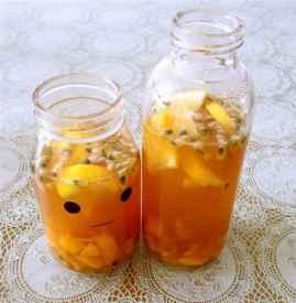 百香果茶的做法 3种常见百香果饮品做法