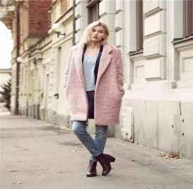 大衣与九分裤如何搭配 春季5款大衣与九分裤的搭配