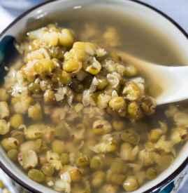 绿豆汤会不会回奶 不回奶也不宜多吃