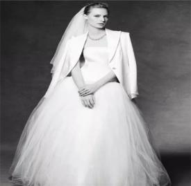 2018流行婚纱款式 这些新婚纱款式漂亮极了