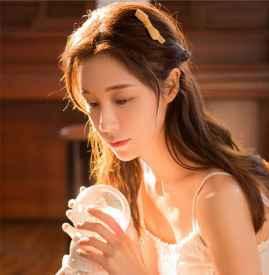 韩式清新少女妆画法 春日里最明媚的少女