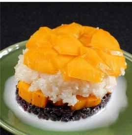 芒果饭的做法 泰国芒果饭怎么做更好吃