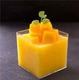 芒果布丁的做法 芒果布丁的简易自制