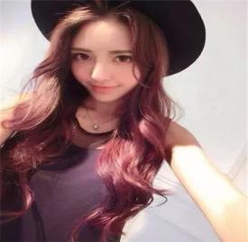 韩式中长发发型图片 多款中长发韩式发型推荐