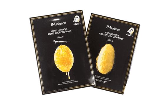 jm面膜蚕丝和蜂蜜的区别 这不是同一款面膜哟