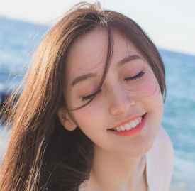 韩式桃花妆眼妆教程 网红少女无辜妆