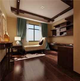 书房窗帘用什么颜色 怎么挑选合适的书房窗帘