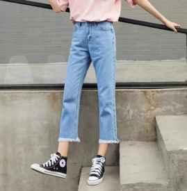 九分裤配什么衣服好看 88必发国际好了非常显瘦