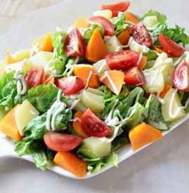 沙拉能加热吗 温沙拉的新式吃法