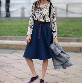 歐美女生怎么搭配 來看看她們怎么穿吧
