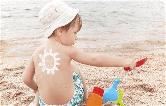 防晒霜儿童可以用吗 儿童要用儿童防晒霜