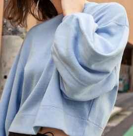 蓝色卫衣配什么外套 打造低调酷炫look