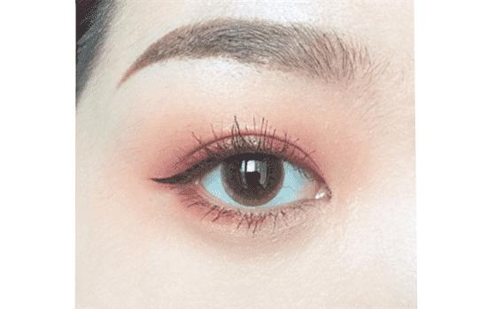 橘红色眼影画法 日常橘红眼妆你值得拥有