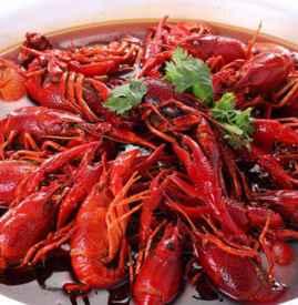 一份小龙虾的热量 减肥者慎吃市面上的麻辣小龙虾