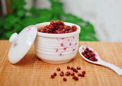 红豆薏米粥没熟能吃吗
