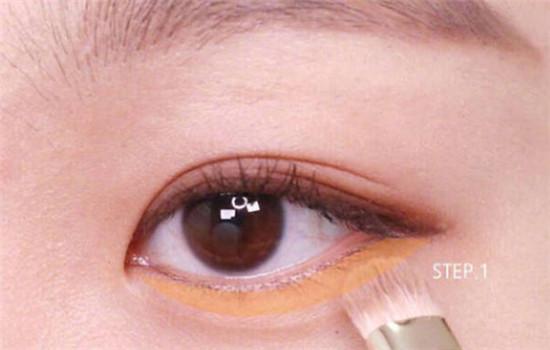 卧蚕怎么画 教你画出爱笑的眼睛
