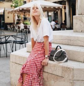 迷笛裙配什么鞋子 夏季穿起来百搭又减龄