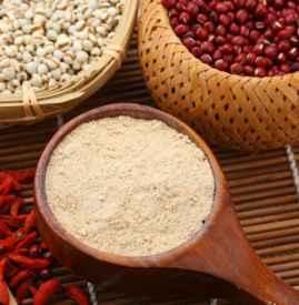红豆薏米炒熟磨粉的效果更佳 红豆薏米如何磨成粉