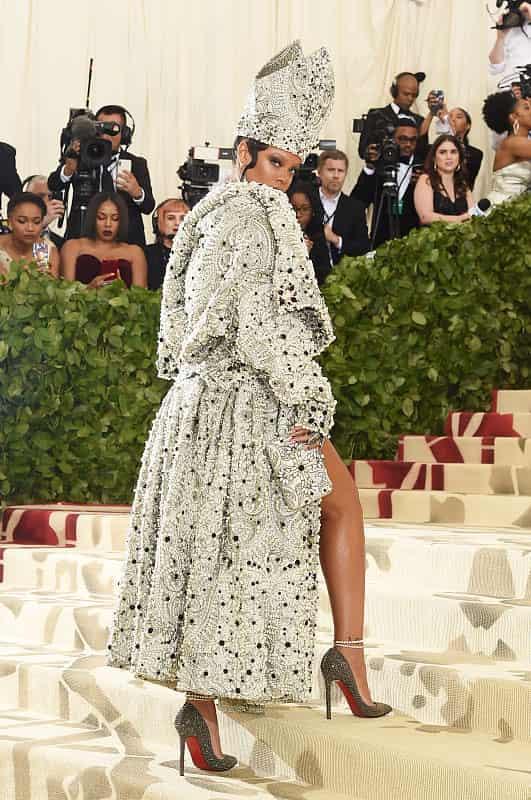 盘点时尚界的奥斯卡到底可以有多美