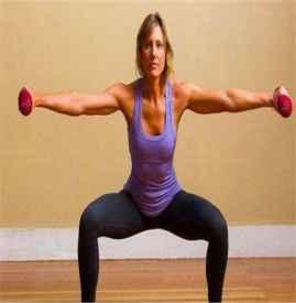 下蹲的好处 常做这动作缓解腰部疼痛
