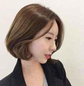 风靡韩国的女生发型 这八款非常奈斯