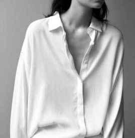 白衬衫怎么搭配女 这18种混搭法分享给大家