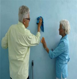 墻壁發霉怎么處理 墻壁發霉的清除方法