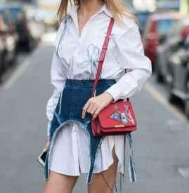衬衫裙怎么搭配 夏秋不仅显瘦更遮肉