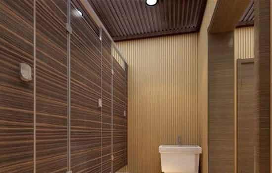 卫生间墙面不贴砖怎么处理 这些材料也可尝试
