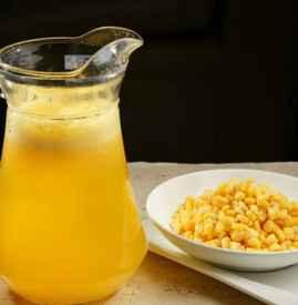榨玉米汁用生玉米还是熟玉米 煮软了更好榨成汁