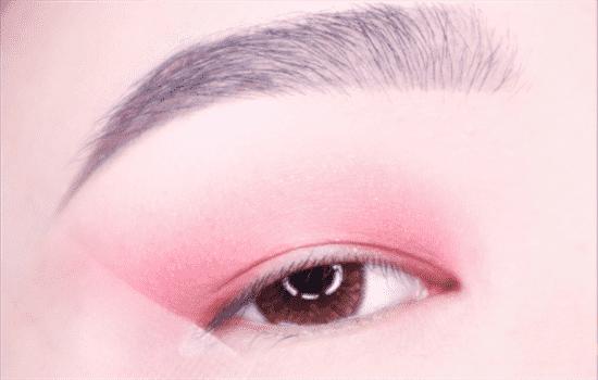 holdlive眼影教程 holdlive单色眼影画法