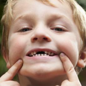小孩乳牙掉了怎么处理