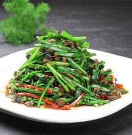 韭菜炒螺肉怎么做好吃 下酒又下饭
