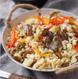 羊肉抓饭怎么做 电饭煲居然可以做