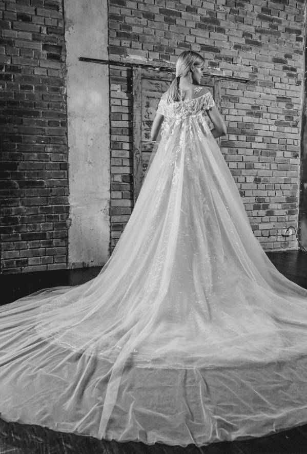 Mistrelli 2019婚纱礼服 现代新娘复古收藏