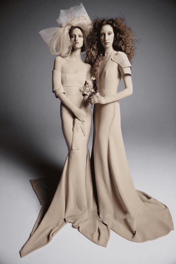 Vera Wang 2019 春季婚纱系列 戏梦芭蕾