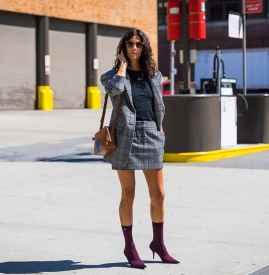 超短裤裙怎么搭配  学会这几招让你逆风翻盘