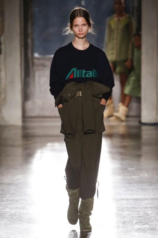 Alberta Ferretti女装2019春夏系列