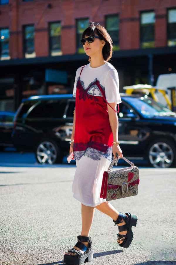 小个子女生穿什么鞋显高 厚底鞋让你一秒变长腿