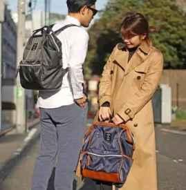 日本双肩包 3款日本最具人气的双肩包