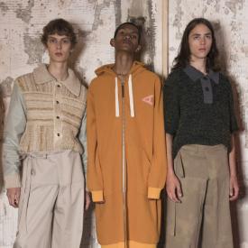 Acne Studios Menswear S/S 2019 实穿又有趣