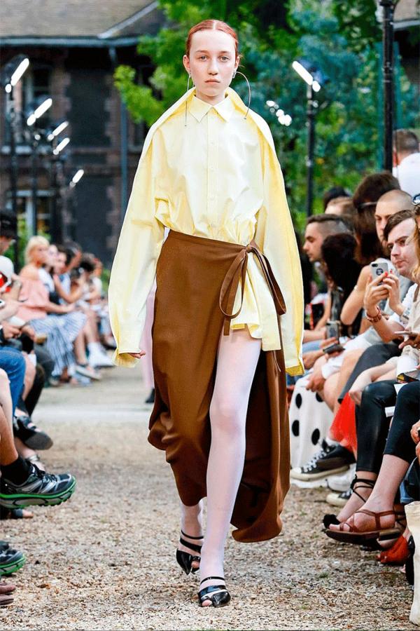 Y/Project Menswear S/S 2019 丰富无比的色彩及材质碰撞