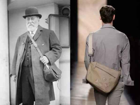 斜挎包怎么背 时尚界才有的斜挎包背法