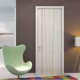 卧室门怎么搭配颜色 6种风格卧室门颜色搭配