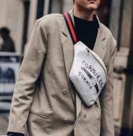 2018最流行的斜挎包 感受混迹时装周的最前沿时髦