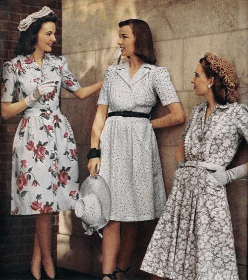 茶歇裙是什么 这是一条有历史的裙子