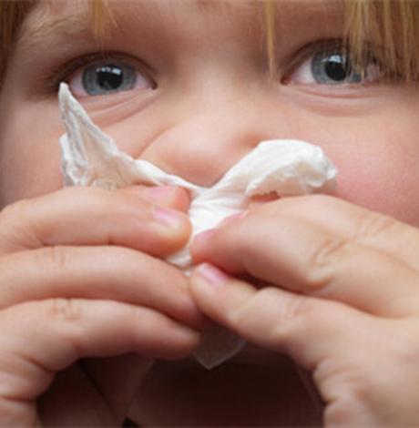 寶寶夏天感冒流清鼻涕怎么辦