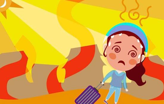热感冒和中暑有啥不一样各有什么症状