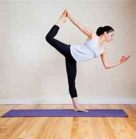 能瘦腿的瑜伽动作